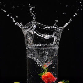 Shape & Splash by Rakesh Syal - Food & Drink Fruits & Vegetables