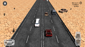 Screenshot of Traffic Master