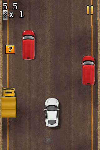 mad-race for android screenshot