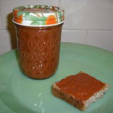 Spiced Persimmon Butter