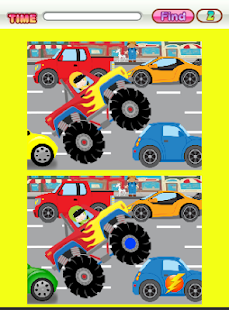 Monster Truck Toddler Games - screenshot