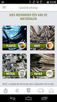 Screenshot of Duurzaamheids App