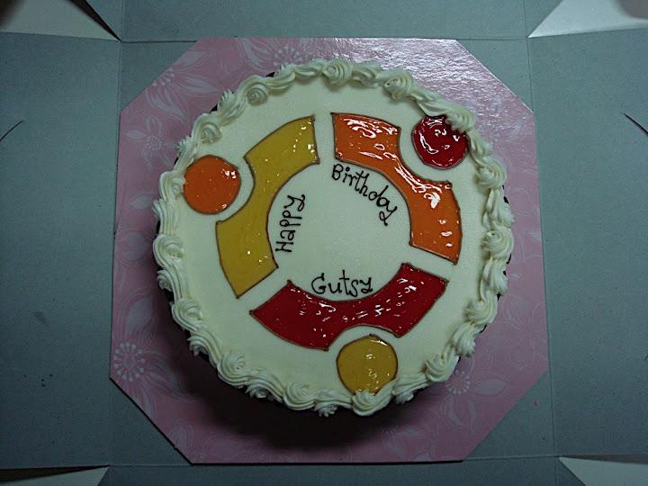Ubuntu Cake 7.10