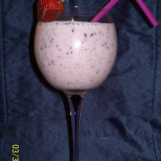 Berry Blast Energy Smoothie