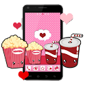 Go Launcher Theme: Kawaii Love icon