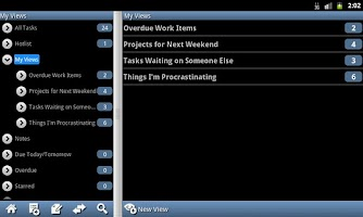 Screenshot of Ultimate ToDo List Tab License