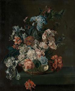 RIJKS: Cornelia van der Mijn: painting 1762