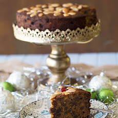 Rosemarie's Traditional Christmas Cake (Boiled)