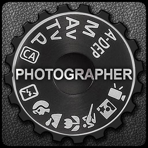 Photographer 攝影 App LOGO-APP開箱王
