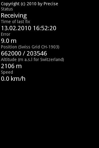 SwissPosition