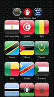 Screenshot of World Ringtones - African