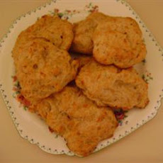 Cheddar Puff Biscuits