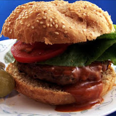 Sun-Dried Tomato Burgers (Light)