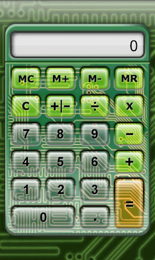 CoolCalc-CircuitBoard CarbonF