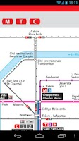 Screenshot of Lyon Metro & Tramway & Trolley