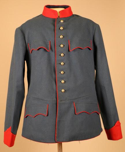 Austrian Ulan (Cavalry) Tunic