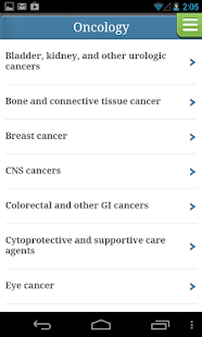 Cancer Therapy Advisor - screenshot