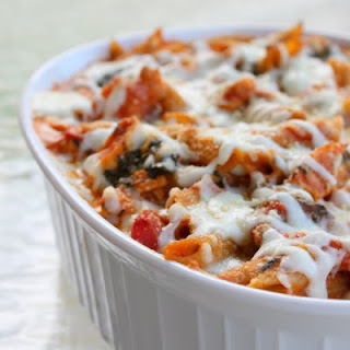 Three Cheese Penne Pasta Bake Recipes