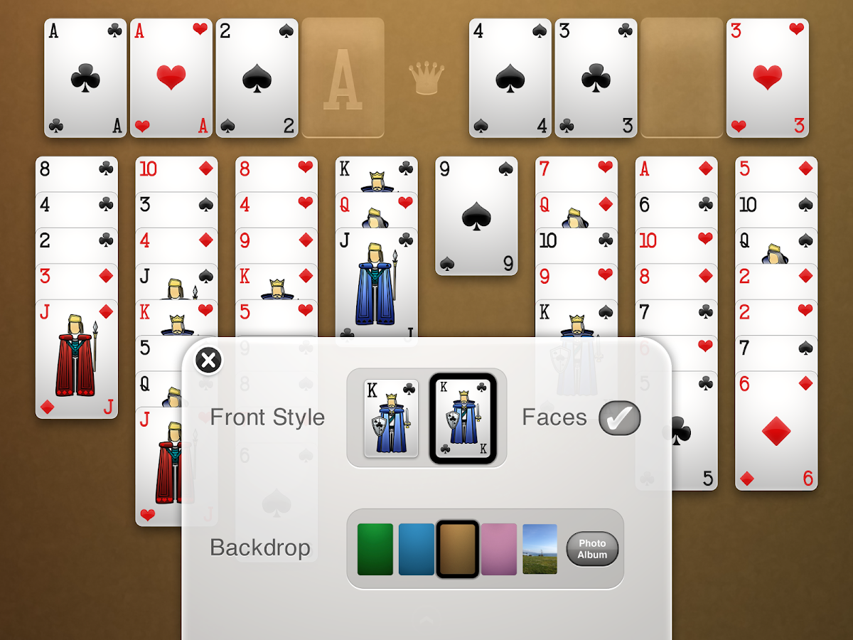 FreeCell Solitaire+ Screenshot 13