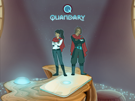 Screenshot of Quandary Español