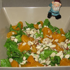 Romaine Mandarin Salad