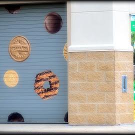 cookie doors by Pam Satterfield Manning - Buildings & Architecture Other Exteriors ( doors, door, windows and doors, garage door, cookies, other exteriors, design,  )
