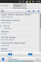 Screenshot of Play.me Music Player