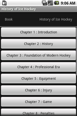 History of Ice Hockey