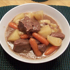 Melt in Your Mouth Beef Stew