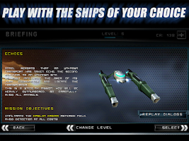 Screenshot of Strike Wing: Raptor Rising