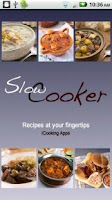Screenshot of iCooking Slow Cooker