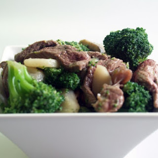 Skillet Beef And Broccoli