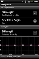 Screenshot of Ekolayzer