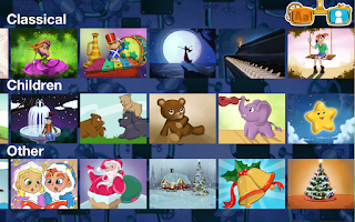 Screenshot of Magical Music Box - Lite