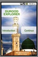 Screenshot of Durood Explorer Full Version