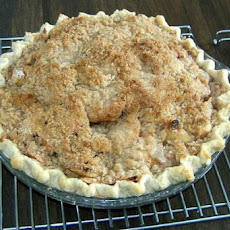 Auntie Willie's Dutch Apple Pie