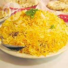 Hyderabadi Kip Biryani