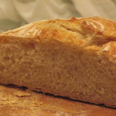 No-Knead Artisan Boule Bread (The Master Recipe)