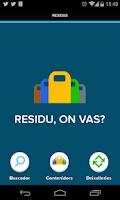 Screenshot of Residus