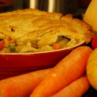 Gram's Chicken Pot Pie