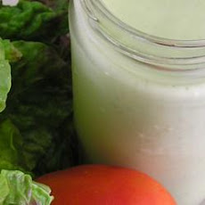 Green Goddess Chive Dressing