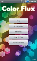 Screenshot of ColorFlux Lite