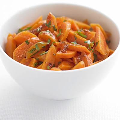 Moroccan Spiced Carrots