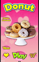 Screenshot of Maker - Donuts!