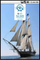 Screenshot of Chicago Tall Ships 2010