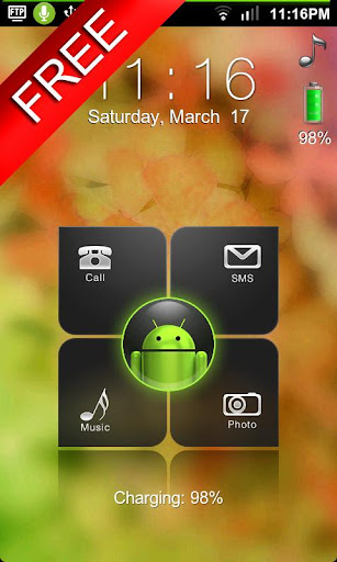 mi-clover-free-magiclocker for android screenshot