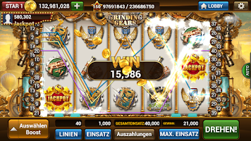 Screenshot of Slots Deluxe - Deutsch