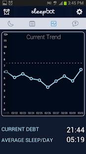 SleepBot - Sleep Cycle Alarm APK for iPhone