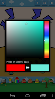 Screenshot of Kids Coloring ( In my room )