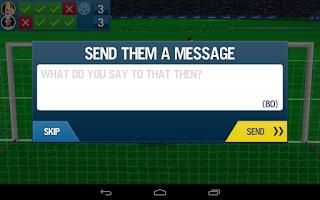 Screenshot of Capital One Penalty Shootout